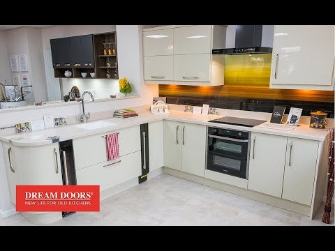Nuneaton & Coventry Kitchen Showroom video