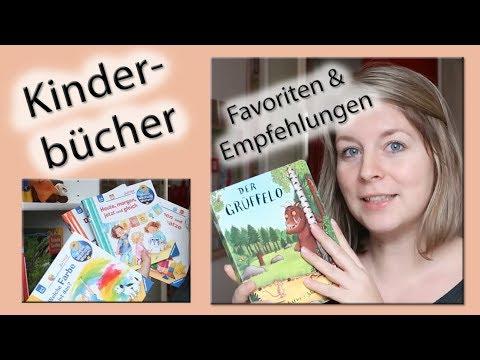 Kinderbücher Favoriten   Kinder von 2-6   Empfehlungen