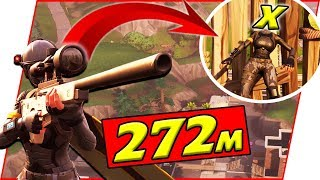 You KNOW He's MAD! Sniped Em From LONG Range! - Fortnite Season 5