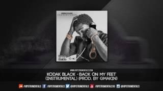 Kodak Black - Back On My Feet [Instrumental] (Prod. By Gmakin) + DL via @Hipstrumentals