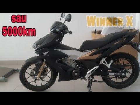 Winner X | Cảm nhận Winner X sau 5000km || Sáu Vlog
