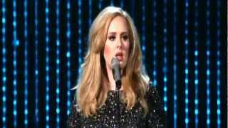 Skyfall by Adele live at Oscars 2013 (HD)