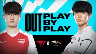 « FAKER GO BRRRR. Can he conquer Worlds 2021?  », The Outplay by Play with Captain Flowers