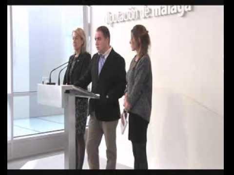 Nuevo Plan de Apoyo a las Familias y Jóvenes 2014 - Diputación de Málaga