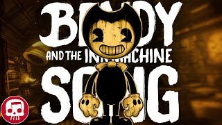 """BENDY AND THE INK MACHINE SONG by JT Music - """"Can't Be Erased """" (Big Band Version)"""