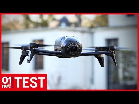 Test du drone Bebop 2 Parrot : peut-il faire de l'ombre au DJI Spark ?
