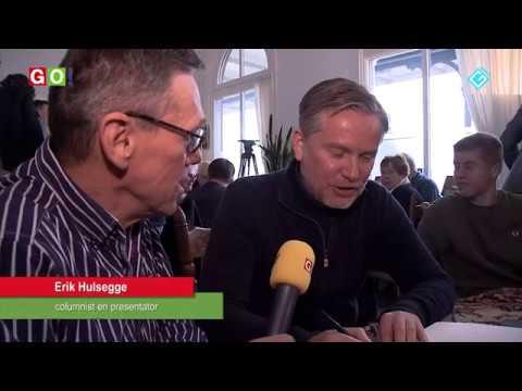 "Boekpresentatie Erik Hulsegge ""Haalf Zeuven"" - RTV GO! Omroep Gemeente Oldambt"