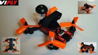 VIFLY R130 | FPV Racing Quadrocopter | Maiden Flight Video ????