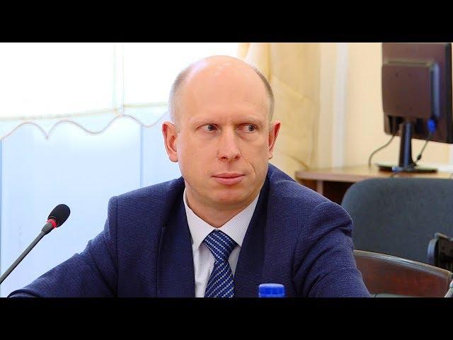 Новый директор Фонда капремонта посетил Ангарск