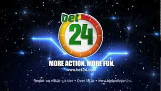 Bet24 Casino - Norge - Norway - The Kiss