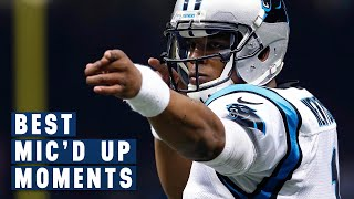 Best of Mic'd Up from 2015 NFL Season | NFL Films Presents