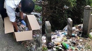 Jasad Bayi Bertali Pusar Ditemukan di Tumpukan Tempat Sampah di Mojosongo Boyolali