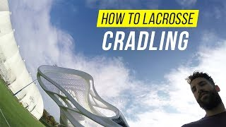 How To Cradle A Lacrosse Stick