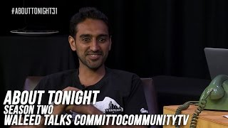 Waleed Aly #committocommunitytv