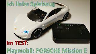 PLAYMOBIL: 70078 - Porsche Mission E im Test / Review
