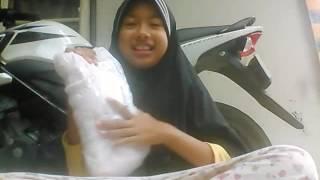 Wow Ada Kiriman Paket