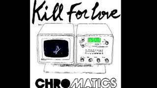 """2012-07-14 - Chromatics - """"These Streets Will Never Look the Same"""" - live - visual remix"""