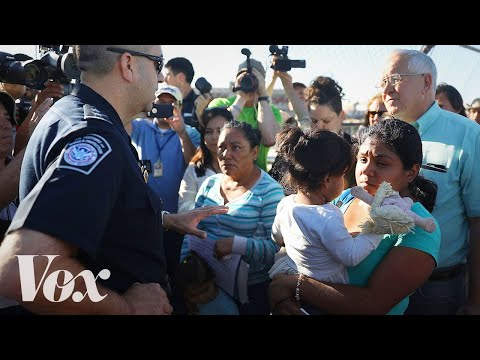 Why seeking asylum in America is so difficult