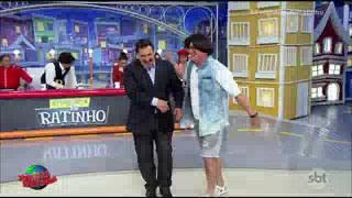PROGRAMA DO RATINHO: ADAMASTOR Pitaco, Da Show