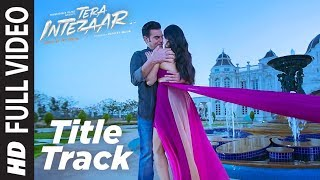 Intezaar Title Full Video Song | Tera Intezaar | Arbaaz Khan