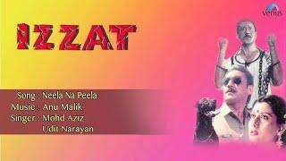 Izzat : Neela Na Peela Full Audio Song   Jakie Shroff
