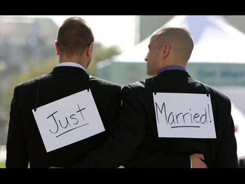 SHOCK REVEAL! There is no binding GAY MARRIAGE law! Carl Gallups explains
