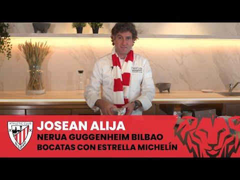 🥖 Josean Alija | Michelin Izardun ogitartekoak