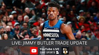 NBA Rumors, NBA Media Day, Jimmy Butler Update, Top 5 Star NBA Players Who Could Be Traded