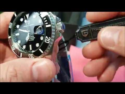 Pagani Design watch PD 1639 - Submariner homage