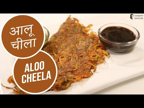 Aloo Cheela | Breakfast Recipes | Sanjeev Kapoor Khazana