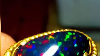 Black Opal Banten Berclasss Mewah Super Nampol Jarong Nya