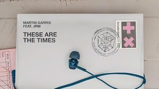 Martin Garrix Feat. JRM   These Are The Times (Original Mix)