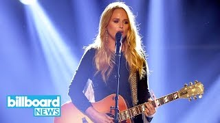 Miranda Lambert Gives Emotional Performance of 'Tin Man' at 2017 ACM Awards | Billboard News