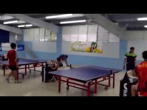 Torneo Abierto Trujillo Alto.