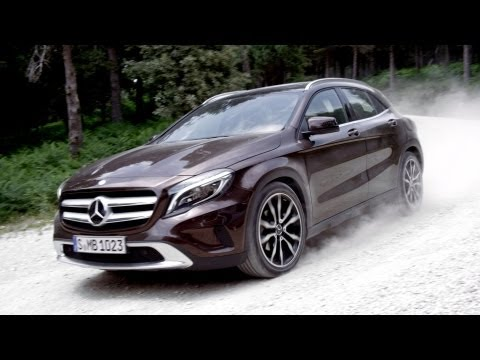 NEW 2014 Mercedes GLA - Official Trailer
