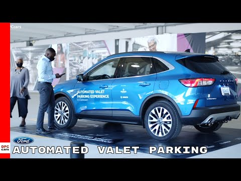 Ford Automated Valet Parking