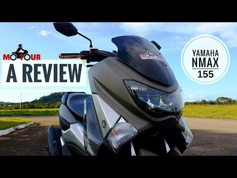 Yamaha NMAX 155 – Best in the segment? [ENG SUB]