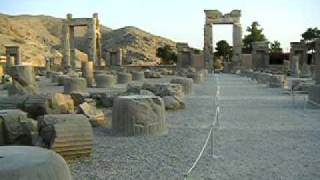 preview picture of video 'Persepolis panorama'