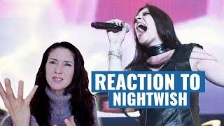 Vocal Coach Reacts to NIGHTWISH - Ghost Love Score LIVE at Wacken