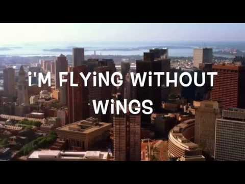 Westlife - Flying without wings (with lyrics)