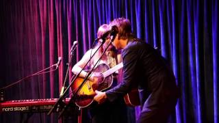 Chuck Prophet and Stephanie Finch. Abandoned Love