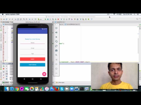 Android Basics – Learn how to use an AsyncTask to create a