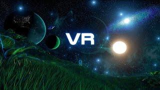 Space Dream VR Trailer