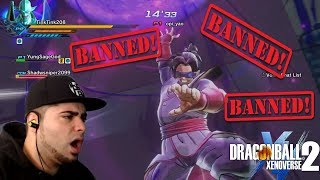 Dragon Ball Xenoverse 2 Modders Get Destroyed & Banned Part 2!