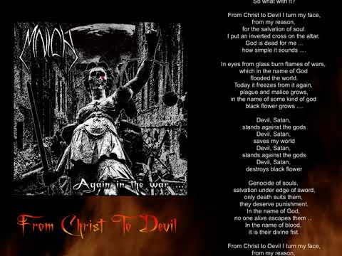 MNICH - MNICH - From Christ To Devil