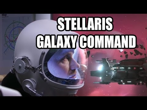 Stellaris Galaxy Command Announced and Immediately Pulled
