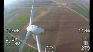 World's Best FPV EZ* Video! RC Plane Onboard Camera Crash Accident Wind Turbine Heli Bike Funny Car