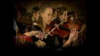Australian National Anthem - orchestra, performance, lyrics, two verses