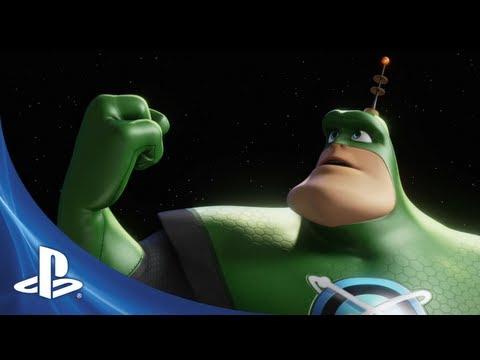 Video trailer för Ratchet & Clank Movie Announcement - Teaser