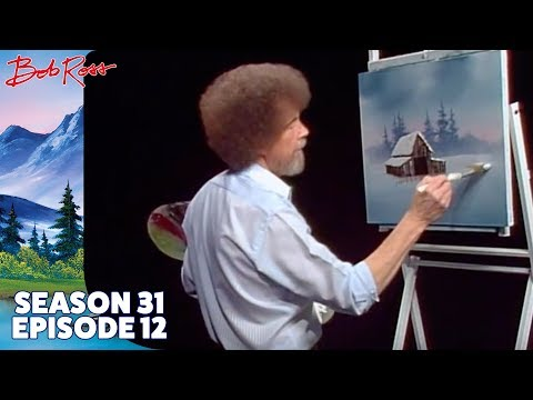 Bob Ross - In the Midst of Winter (Season 31 Episode 12)